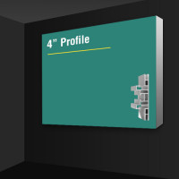 AE - 4'' Wall Mount