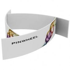 Hanging Pinwheel Sign