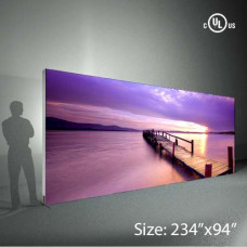 "LightBox 20 - 2 Sided (4"" profile)"